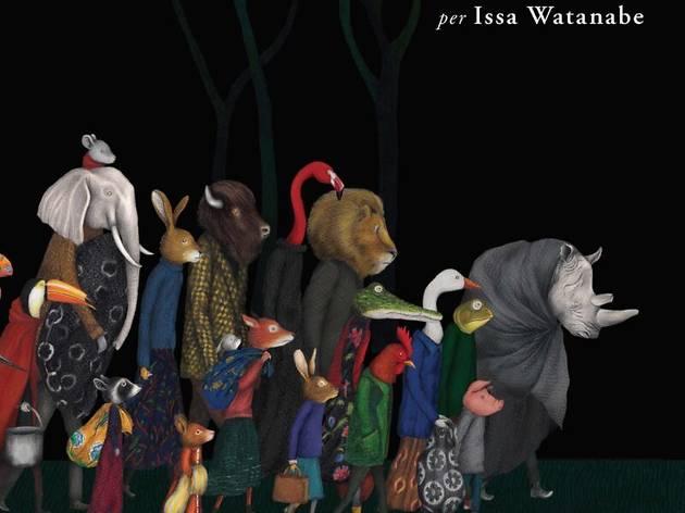 Llibre infantil Migrants