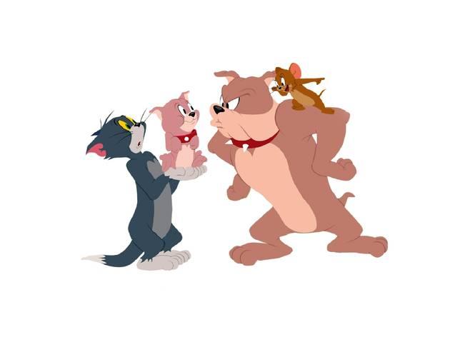 Televisão, Série, Animação, Tom & Jerry