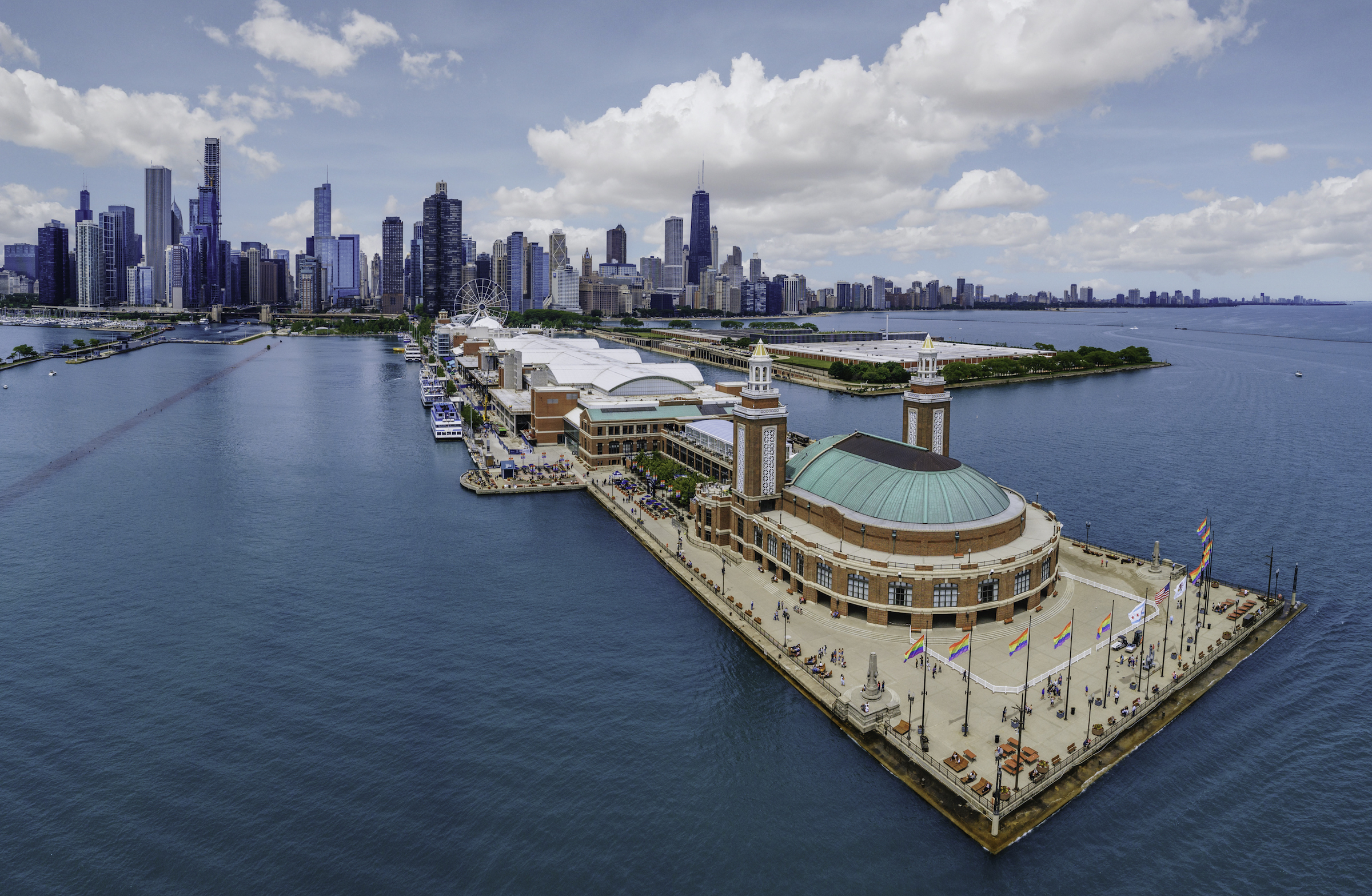 The Navy Pier IMAX Theater has closed permanently