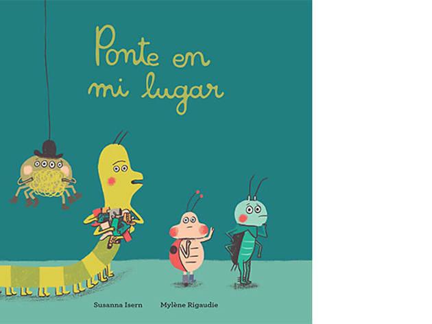 Llibre infantil Ponte en mi lugar