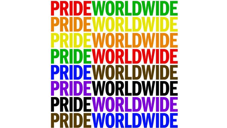 #PrideWorldwide