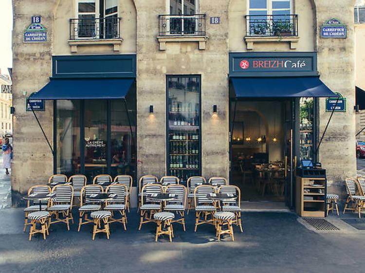 Breizh Café (Odéon)