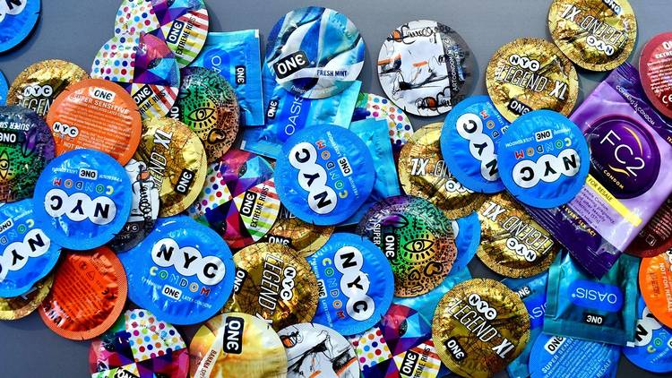 NYC condoms