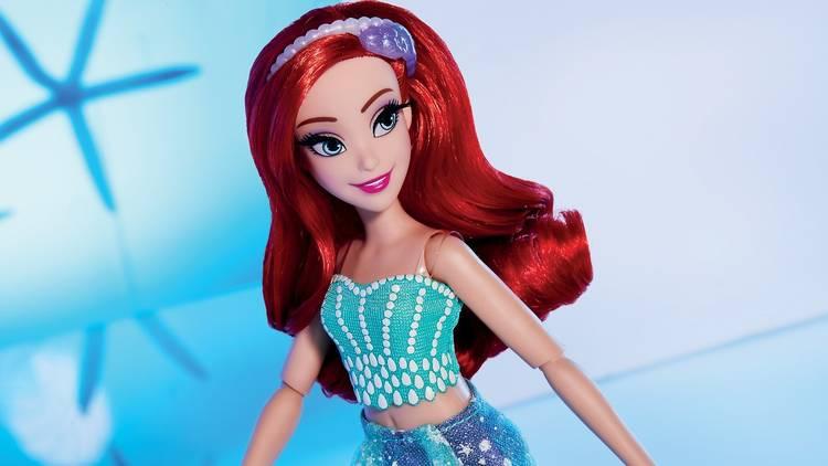 Conoce a las nuevas muñecas Disney Style