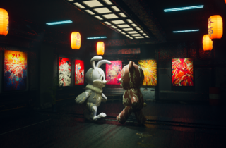 Akira Virtual Exhibition