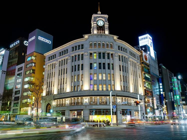The latest opening hours for Tokyo shops and department stores during the emergency