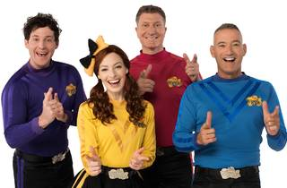The Wiggles at the Opera House
