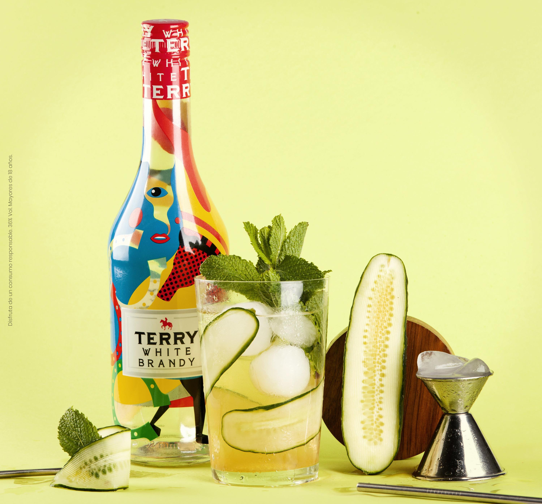 Terry White Brandy, Terry Apple