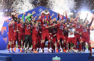 UEFA Champions League Final Tottenham Hotspur Liverpool
