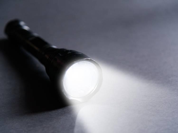 Pang Kee engineering and flashlights