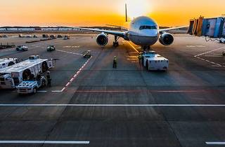 Photo: Ken Yam/Unsplash Stock image of an airport
