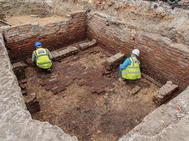 Photograph: Courtesy of UCL Archaeology South-East