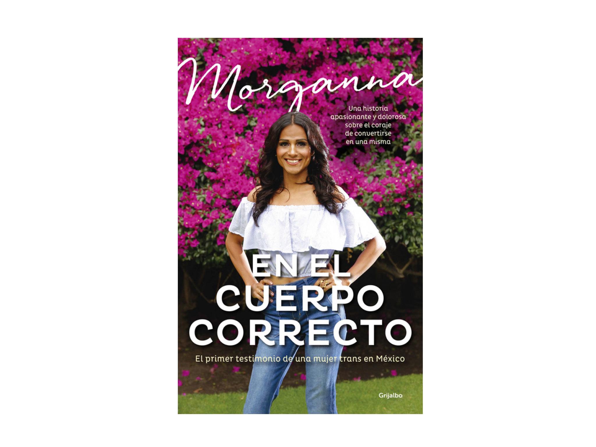 Portada libro En el cuerpo correcto de Morganna Love
