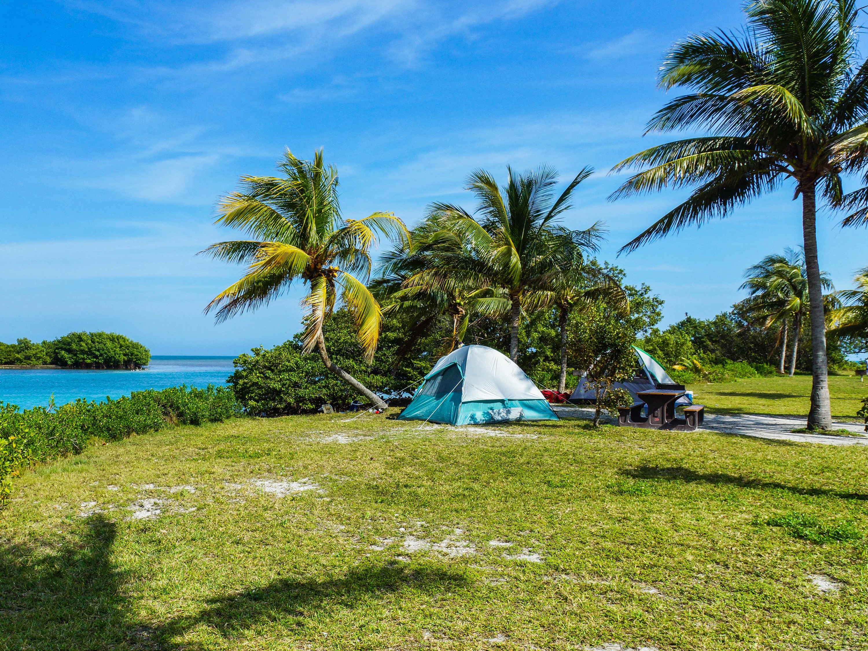 Get back to nature at the best camping in Miami