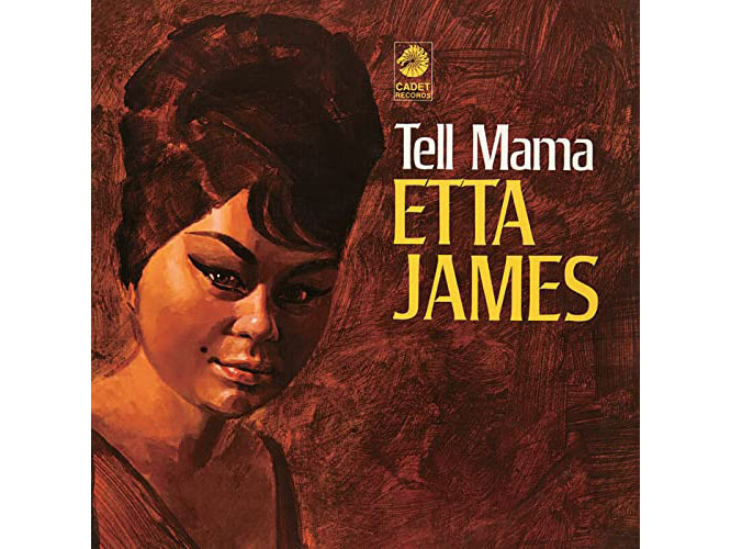 """I'd Rather Go Blind"" by Etta James"