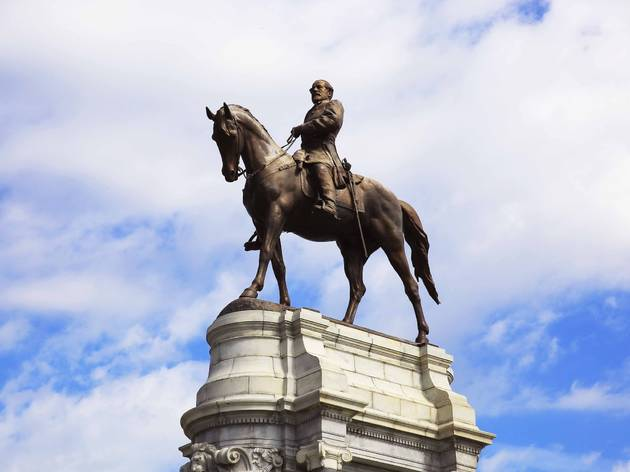 George Floyd, Black Lives Matter, Robert E. Lee, Confederate monuments