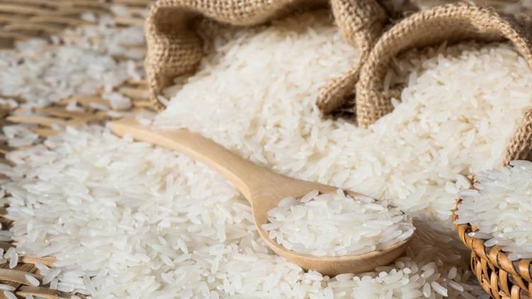 White rice