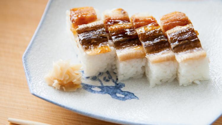 Oshi-zushi