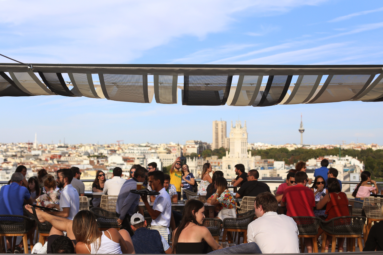 Las mejores terrazas de Madrid que ya están abiertas