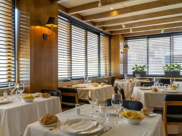 La Ancha dining room