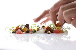ever, michael muser, curtis duffy, fine dining, food, west loop