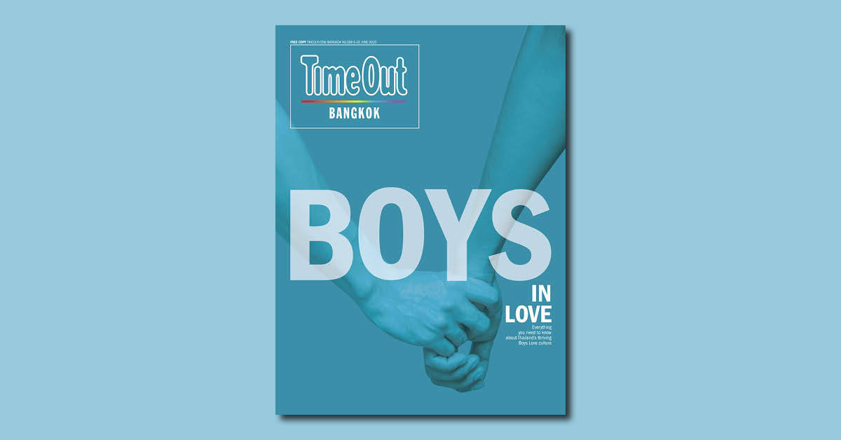 time out bangkok magazine boys love