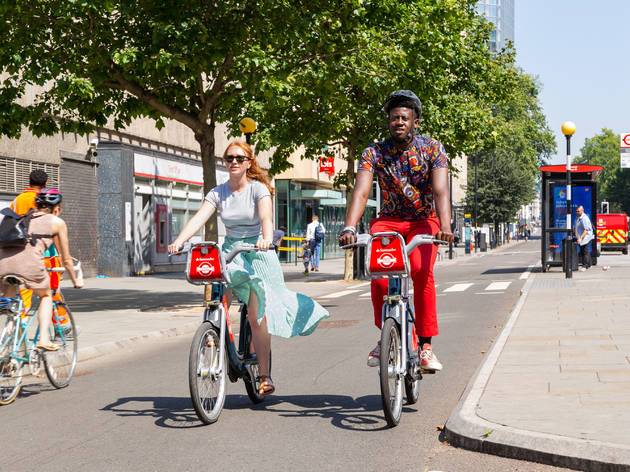 Santander Cycles