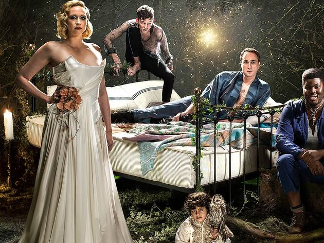 A Midsummer Night's Dream from National Theatre Live