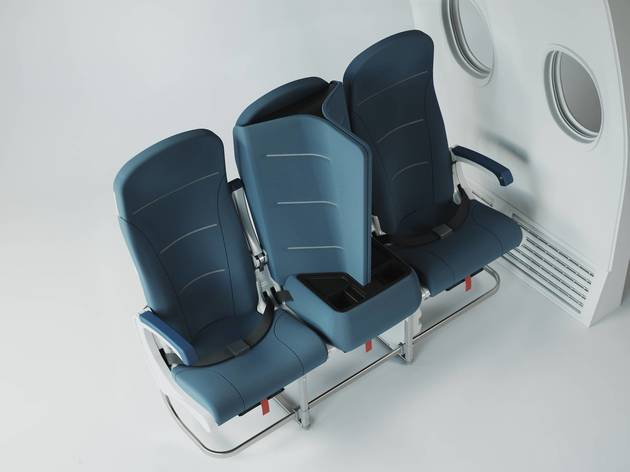 Are these new plane seat dividers the solution to travel?