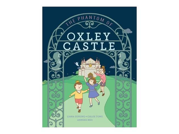 The Phantom of Oxley Castle