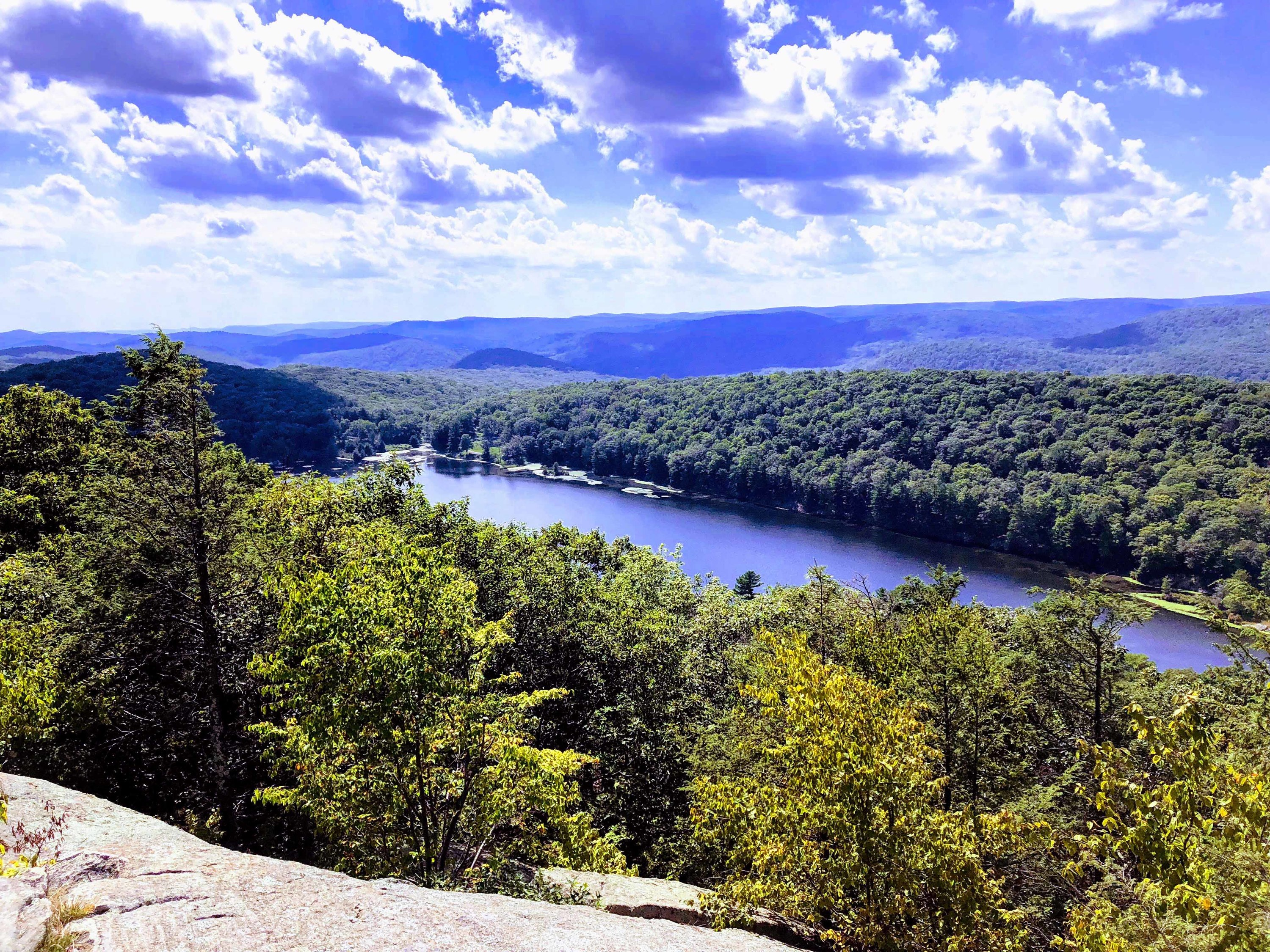 Harriman State Park New York