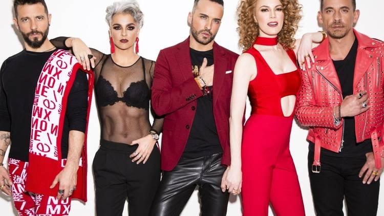 Kabah ofrece su show navideño en formato de streaming