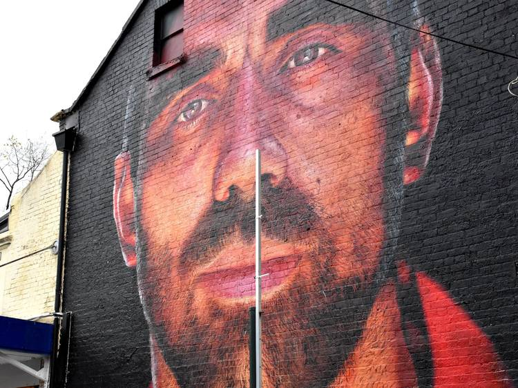 Discover street art masterpieces