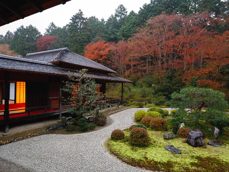 Manshuin Monzeki Temple, Sakyo