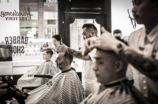 Handsome Factory Barbershop