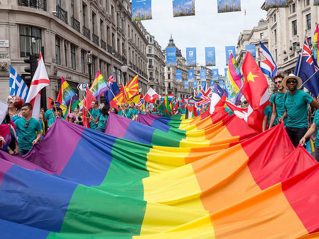 El mes de l'Orgull a Barcelona