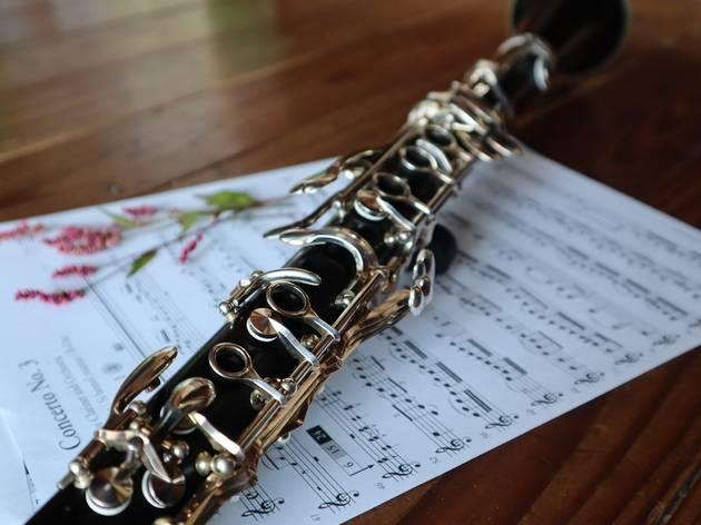 Música, Instrumento, Clarinete