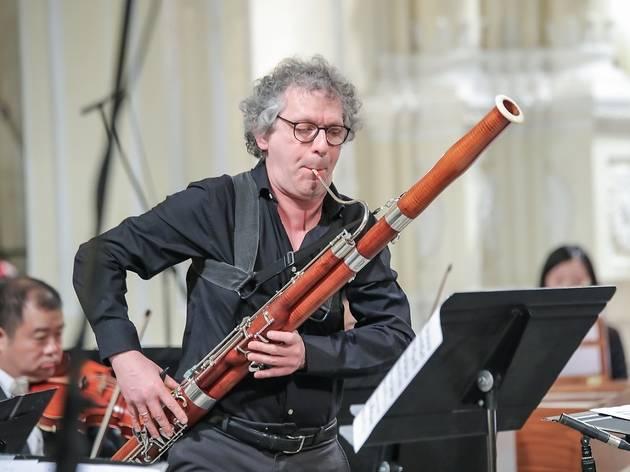 Música, Fagote Barroco, Sergio Azzolini