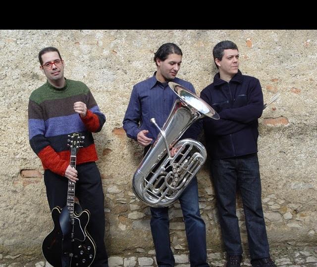 Música, Jazz, TGB, Sérgio Carolino, Mário Delgado, Alexandre Frazão