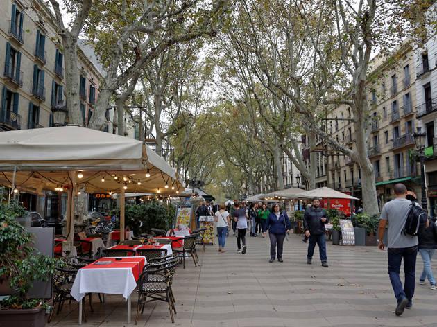 Barcelona podria passar a la fase 3 a mitjans de setmana
