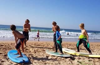 Escola de Surf, Lisbon Surfaris, Surf