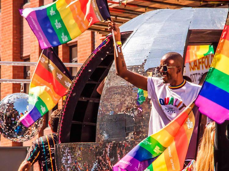 Súmate al Global Pride
