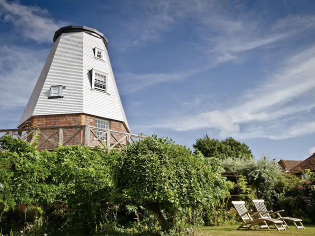 Old Smock Windmill