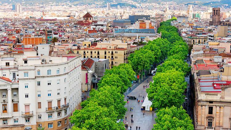 Barcelona a la nueva normalidad el 22 de junio