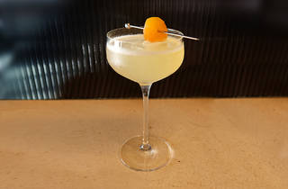 Two Moons Luna cocktail