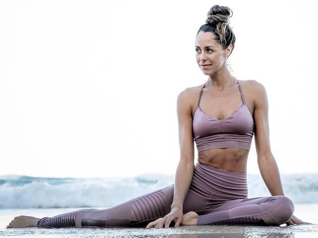 Fee Zard, Yogafest Virtual