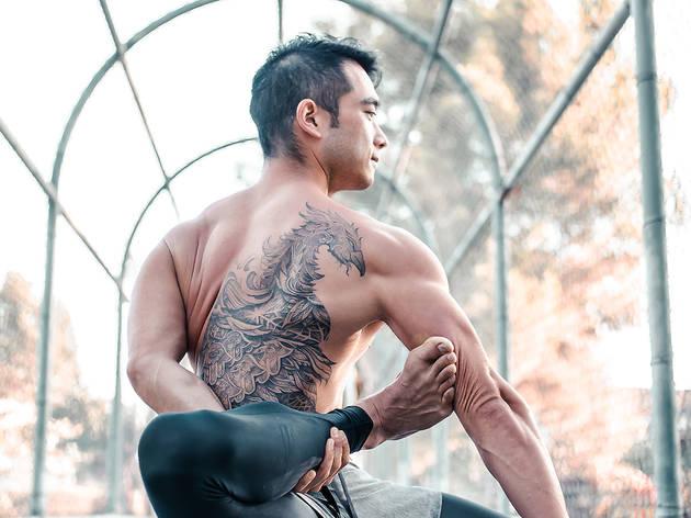 Hiro Landazuri, Yogafest Virtual