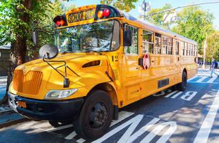 school bus nyc schools