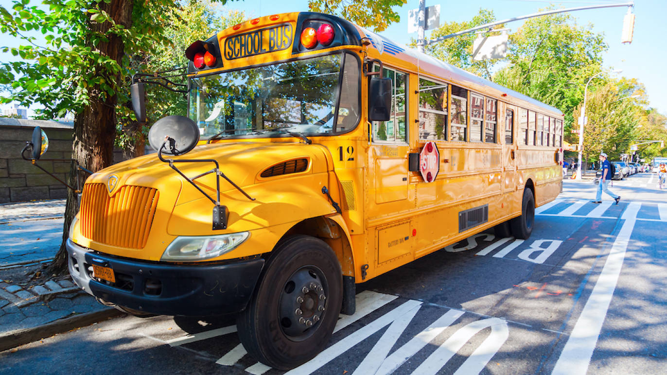 """NYC schools launched a """"Return to School 2020"""" survey"""