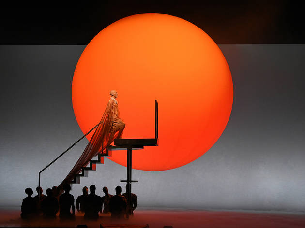 Philip Glass's Akhnaten at the Metropolitan Opera